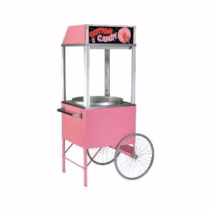 Picture of Gold Medal 3035P Cotton Candy Machine / Display Cart