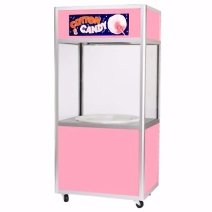 Picture of Gold Medal 3053 Cotton Candy Machine / Display Cart