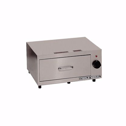 Picture of Gold Medal 8034 Hot Dog Bun / Roll Warmer