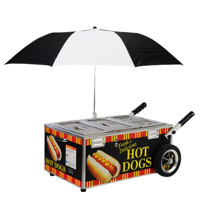 Picture of Gold Medal 8080NS Hot Dog Merchandiser