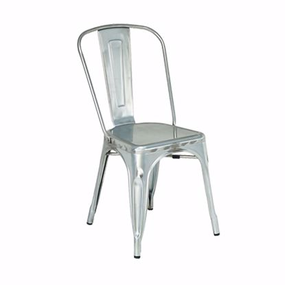 Picture of Florida Seating IND CHAIR GALVANIZED