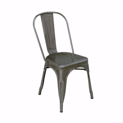 Picture of Florida Seating IND CHAIR ANTIQUE BRONZE