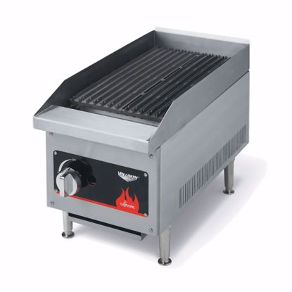 Picture of Vollrath 40728 Charbroiler, Gas, Countertop