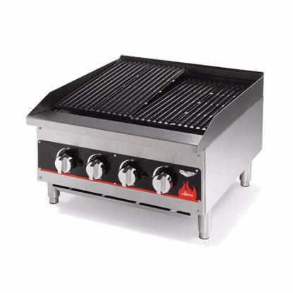 Picture of Vollrath 407372 Charbroiler, Gas, Countertop
