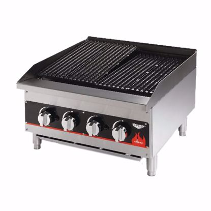 Picture of Vollrath 407382 Charbroiler, Gas, Countertop