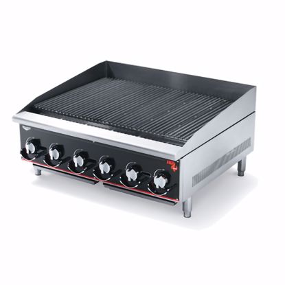 Picture of Vollrath 936CG Charbroiler, Gas, Countertop