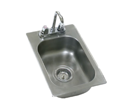 Picture of Eagle Group   SR10-14-5-1-1X   Drop-In Sink Bowls