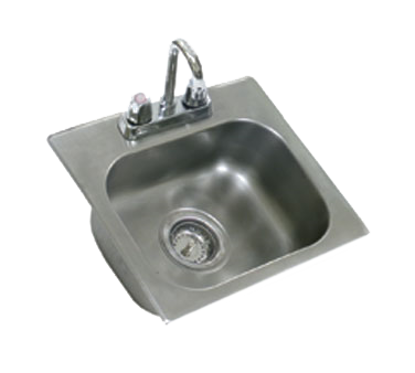 Picture of Eagle Group   SR14-10-5-1   Drop-In Sink Bowls