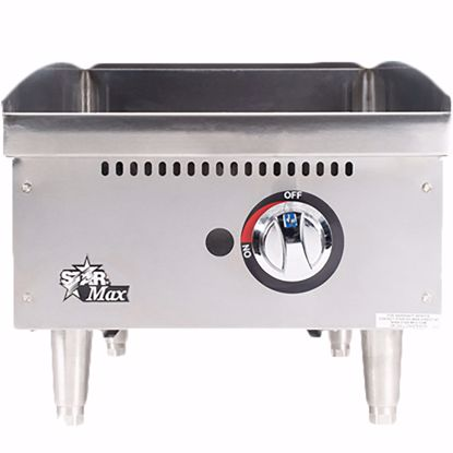Picture of Star 615MF Gas Countertop Griddle