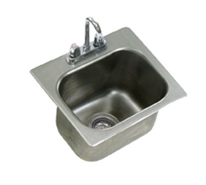 Picture of Eagle Group   SR14-10-9.5-1   Drop-In Sink Bowls