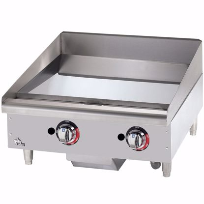Picture of Star 624TCHSF Gas Countertop Griddle