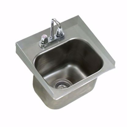 Picture of Eagle Group   SR14-12-9.5-1   Drop-In Sink Bowls