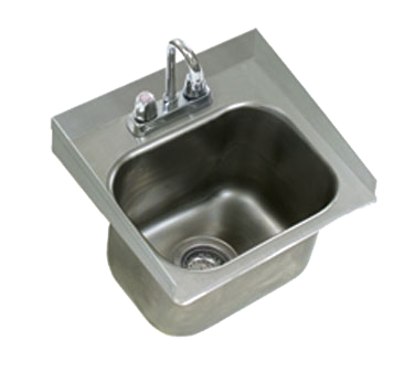 Picture of Eagle Group   SRU14-10-5-1-2X   Drop-In Sink Bowls