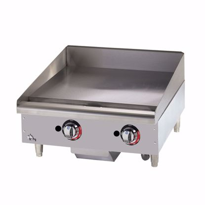 Picture of Star 624TSPF Gas Countertop Griddle