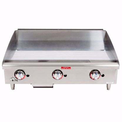 Picture of Star 636TCHSF Gas Countertop Griddle