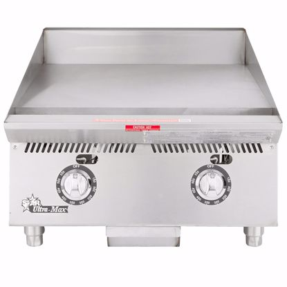 Picture of Star 824TA Gas Countertop Griddle