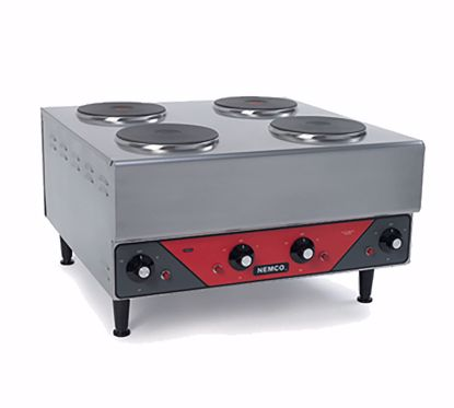 Picture of Nemco 6311-2-240 Hotplate, Countertop, Electric