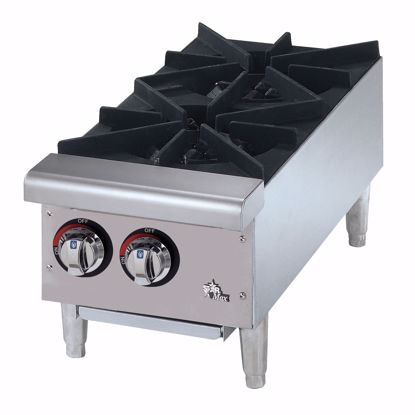Picture of Star 602HF Hotplate, Countertop, Gas