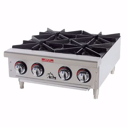Picture of Star 604HF Hotplate, Countertop, Gas