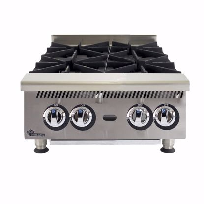 Picture of Star 804HA Hotplate, Countertop, Gas