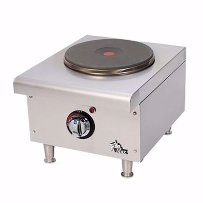Picture of Star 501FF Hotplate, Countertop, Electric
