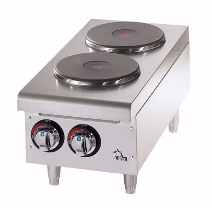 Picture of Star 502FF Hotplate, Countertop, Electric