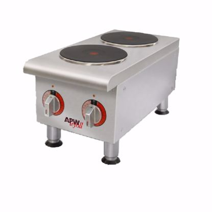 Picture of APW Wyott SEHPI Hotplate, Countertop, Electric
