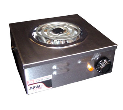 Picture of APW Wyott CP-1A Hotplate, Countertop, Electric