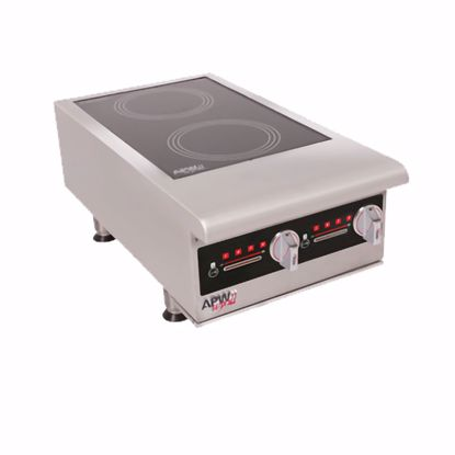 Picture of APW Wyott IHP-4 Induction Range, Countertop