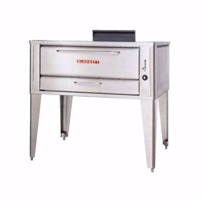 Picture of Blodgett Oven 1048 ADDL Pizza Oven, Deck-Type, Gas
