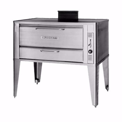 Picture of Blodgett Oven 901 BASE Oven, Deck-Type, Gas