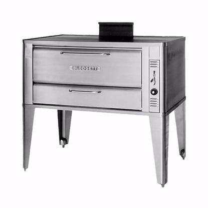 Picture of Blodgett Oven 901 DOUBLE Oven, Deck-Type, Gas