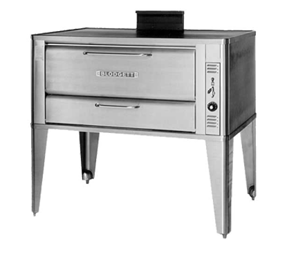 Picture of Blodgett Oven 901 SINGLE Oven, Deck-Type, Gas