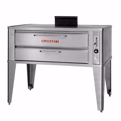 Picture of Blodgett Oven 911 BASE Oven, Deck-Type, Gas