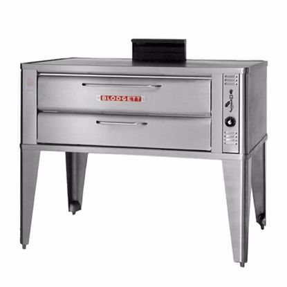 Picture of Blodgett Oven 911 DOUBLE Oven, Deck-Type, Gas