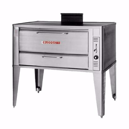 Picture of Blodgett Oven 951 BASE Oven, Deck-Type, Gas