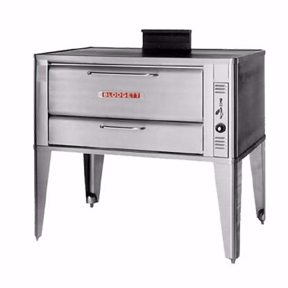 Picture of Blodgett Oven 951 DOUBLE Oven, Deck-Type, Gas