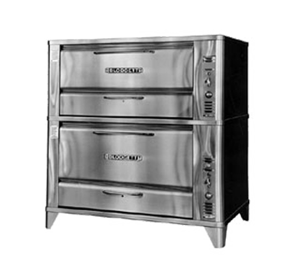 Picture of Blodgett Oven 961 DOUBLE Oven, Deck-Type, Gas