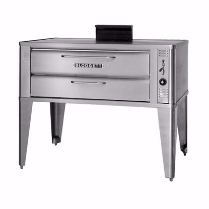 Picture of Blodgett Oven 961 SINGLE Oven, Deck-Type, Gas