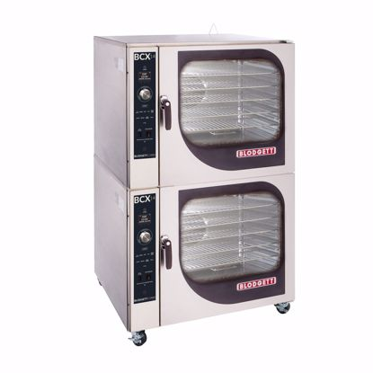 Picture of Blodgett Combi BCX-14E DBL Combi Oven, Electric