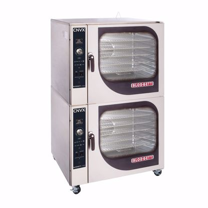 Picture of Blodgett Combi CNVX-14E DBL Convection Oven, Electric