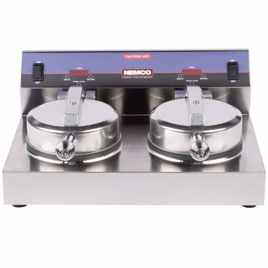 Picture of Nemco 7000A-2S Waffle Maker