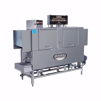 Picture of CMA Dishmachines EST-66/R-L Dishwasher, Conveyor Type