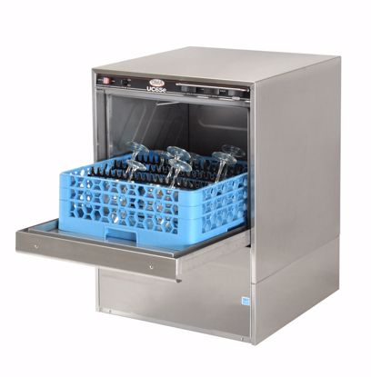 Picture of CMA Dishmachines UC65E-M2 Dishwasher, Undercounter