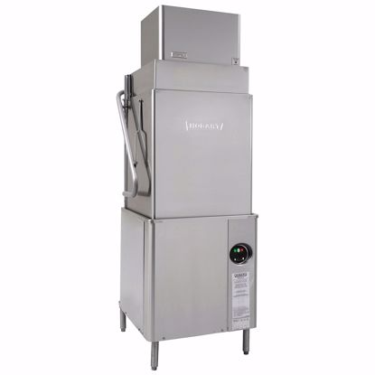 Picture of Hobart AM15VLT+BUILDUP Dishwasher, Door Type, Ventless