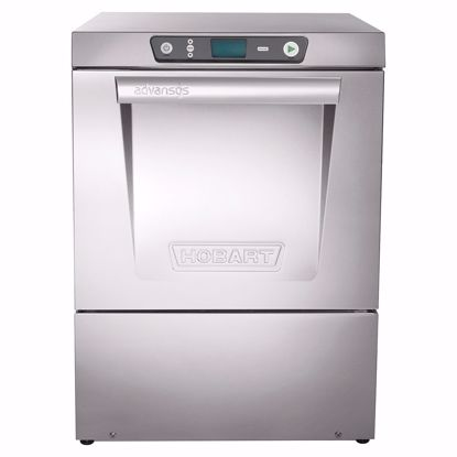 Picture of Hobart LXER-2 Dishwasher, Undercounter