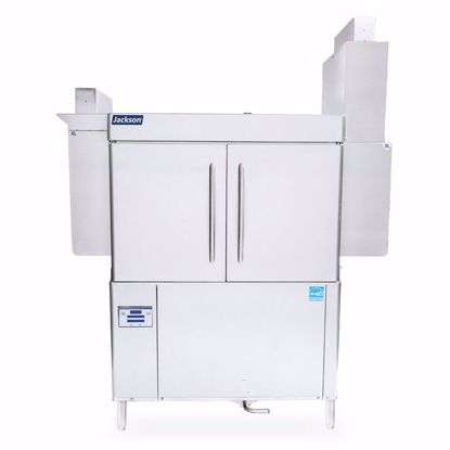 Picture of Jackson WWS RACKSTAR 44CE ENERGY RECOVERY Dishwasher, Conveyor Type