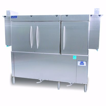 Picture of Jackson WWS RACKSTAR 66CS Dishwasher, Conveyor Type