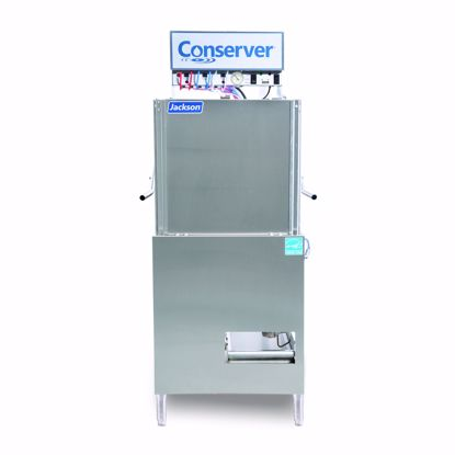 Picture of Jackson WWS CONSERVER XL-E-LTH Dishwasher, Door Type