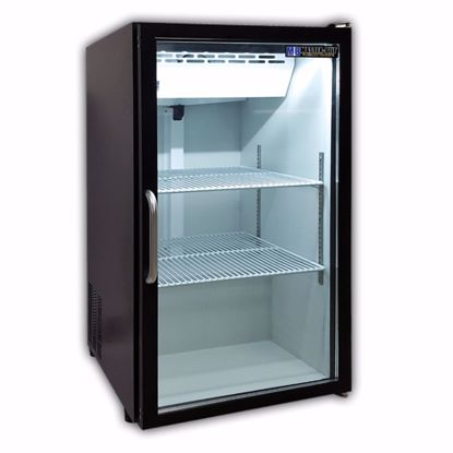 Picture of Master-Bilt MBCTM7-B Display Case, Refrigerated, Countertop